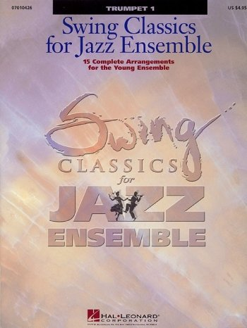 View larger image of Swing Classics for Jazz Ensemble - Trumpet 1