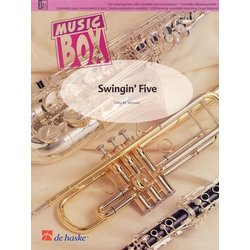 Swingin Five - Variable Wind Quintet (plus Pewrcussion)