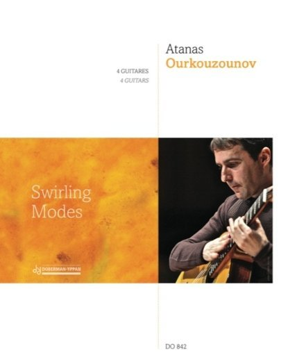 View larger image of Swirling Modes (Ourkouzounov) - Guitar Quartet