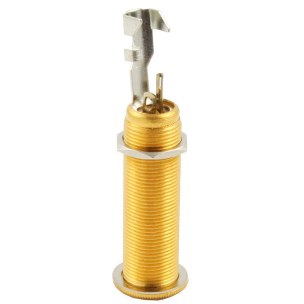 View larger image of Switchcraft Stereo Jack - Gold