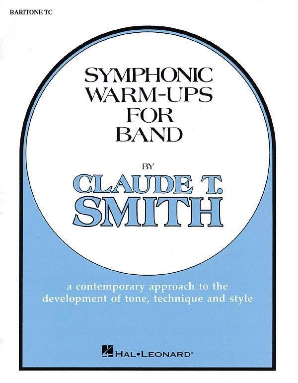 View larger image of Symphonic Wam-Ups For Band - Baritone TC