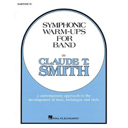 Symphonic Wam-Ups For Band - Baritone TC
