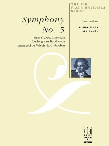 View larger image of Symphony No.5 (Beethoven) - Op.67, 1st Mvt - Piano Duet (1P6H)