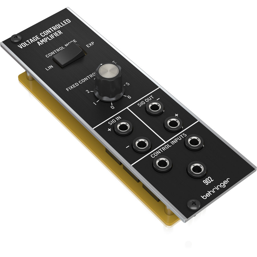 View larger image of Behringer 902 Voltage Controlled Amplifier Analog VCA Module for Eurorack