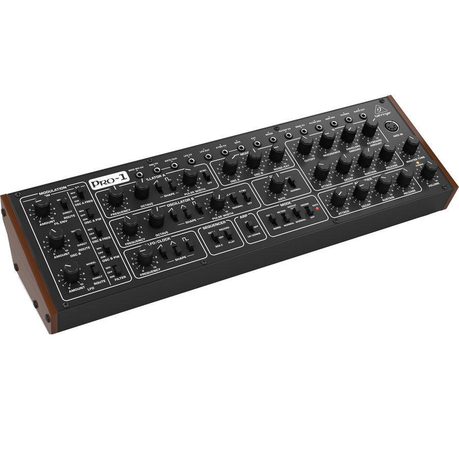 View larger image of Behringer PRO-1 Tabletop Synthesizer