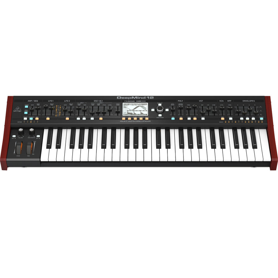 View larger image of Behringer DeepMind 12 49-Key 12-Voice Analog Synthesizer