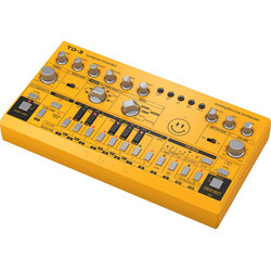 Behringer TD-3-AM Analog Bass Line Synthesizer - Yellow