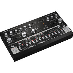 Behringer TD-3-BK Analog Bass Line Synthesizer - Black