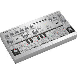 Behringer TD-3-SR Analog Bass Line Synthesizer - Silver