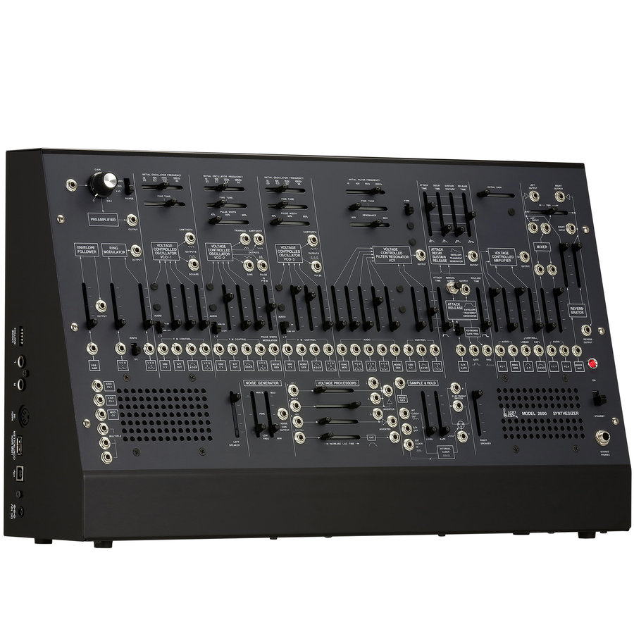 View larger image of Korg ARP2600M Synthesizer