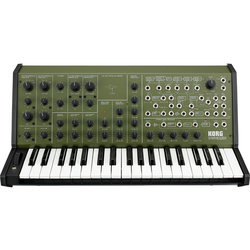 Korg MS-20 FS Monophonic Synthesizer - Green