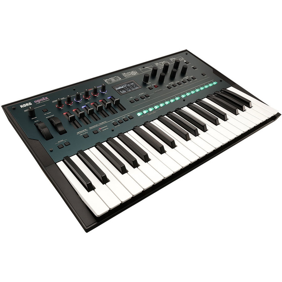 View larger image of Korg OPSIX Altered FM Synthesizer