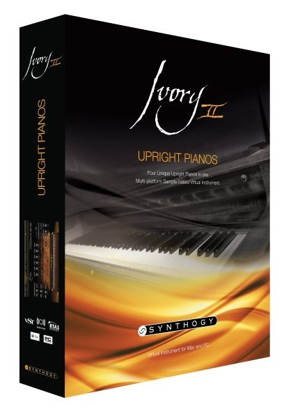 View larger image of Synthogy Ivory II Upright Pianos