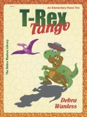 View larger image of T-Rex Tango - Piano Duet (1P6H)