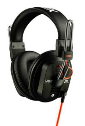 View larger image of T40RPmk3 RP Series Professional Headphones - Focused Bass