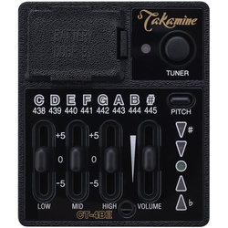 Takamine CT4B II Acoustic Guitar Preamp