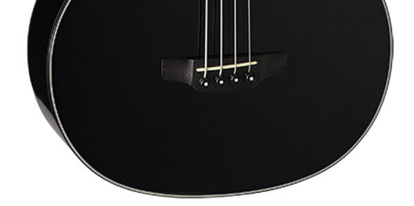 View larger image of Takamine GB30CE-BLK Acoustic/Electric Bass - Gloss Black