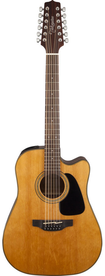 View larger image of Takamine GD30CE-12NAT Dreadnought Acoustic Guitar
