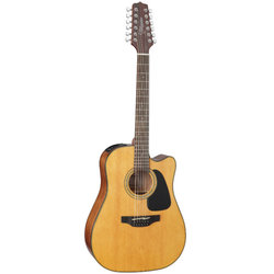 Takamine GD30CE-12NAT Dreadnought Acoustic