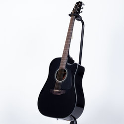 Takamine GD30CE Acoustic-Electric Guitar - Black