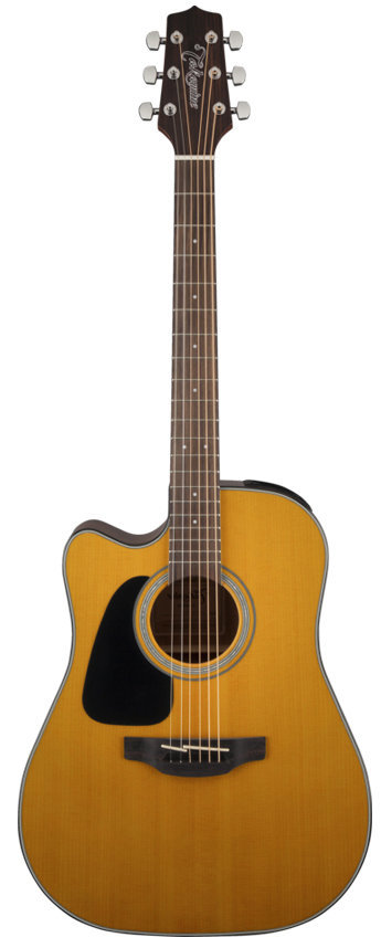 View larger image of Takamine GD30CE-NAT Dreadnought Acoustic - Left Handed