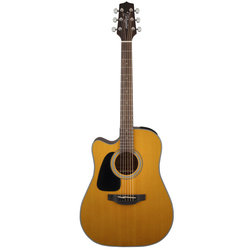 Takamine GD30CE-NAT Dreadnought Acoustic - Left Handed