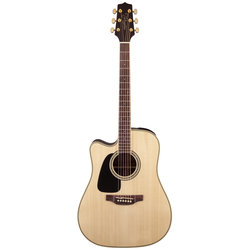 Takamine GD51CELH-NAT Dreadnought Acoustic - Left Handed