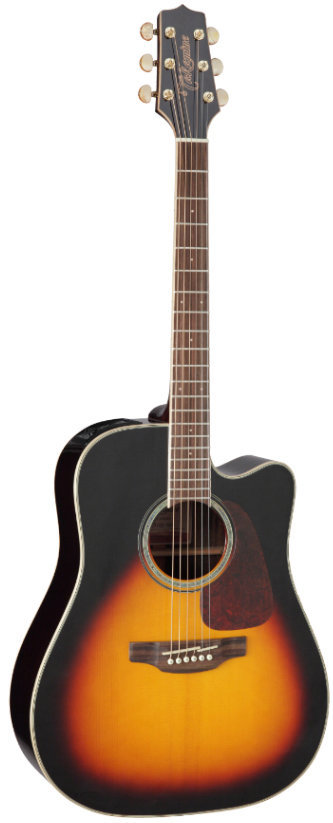 View larger image of Takamine GD71CE-BSB Dreadnought Acoustic - Sunburst