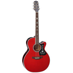 Takamine GN75CE-WR NEX Acoustic - Wine Red