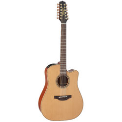 Takamine P3DC-12 12-String Dreadnought Acoustic
