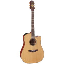 Takamine P3DC Dreadnought Acoustic-Electric Guitar