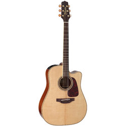 Takamine P4DC Dreadnought Acoustic