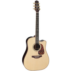 Takamine P7DC Dreadnought Acoustic