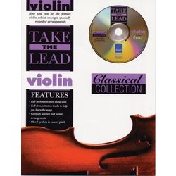 Take the Lead - Classical Collection - Violin w/CD