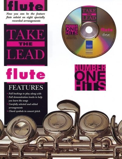 View larger image of Take the Lead - Number One Hits - Flute w/CD