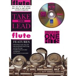 Take the Lead - Number One Hits - Flute w/CD