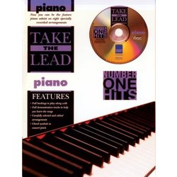 Take the Lead - Number One Hits - Piano Accomp w/CD