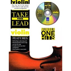 Take the Lead - Number One Hits - Violin w/CD