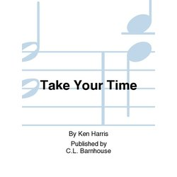 Take Your Time - Score & Parts, Grade 2