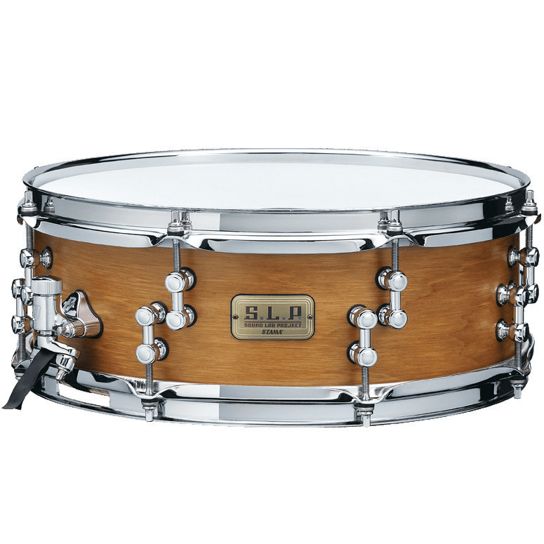 View larger image of Tama SLP New Vintage Hickory Snare Drum - 5x14
