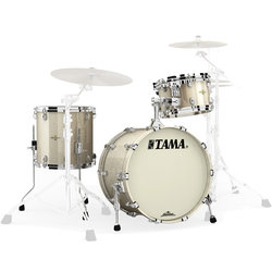 Tama Starclassic Maple 3-Piece Shell Pack - 20/14FT/12, Champagne Sparkle