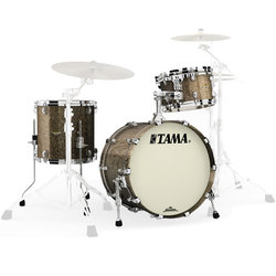 Tama Starclassic Maple 3-Piece Shell Pack - 20/14FT/12, Galaxy Chameleon Sparkle