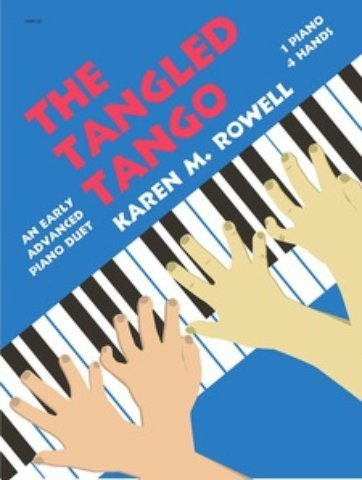 View larger image of Tangled Tango - Piano Duet (1P4H)