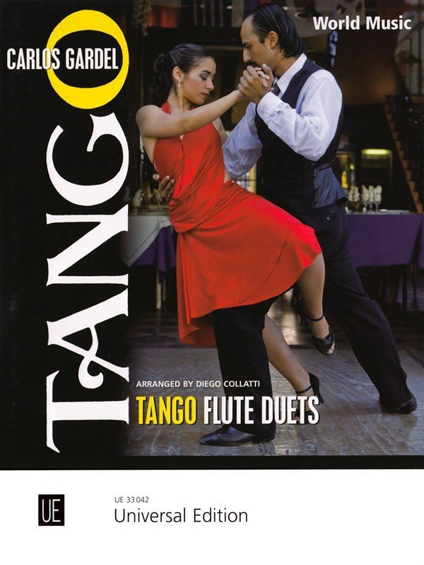 View larger image of Tango Flute Duets