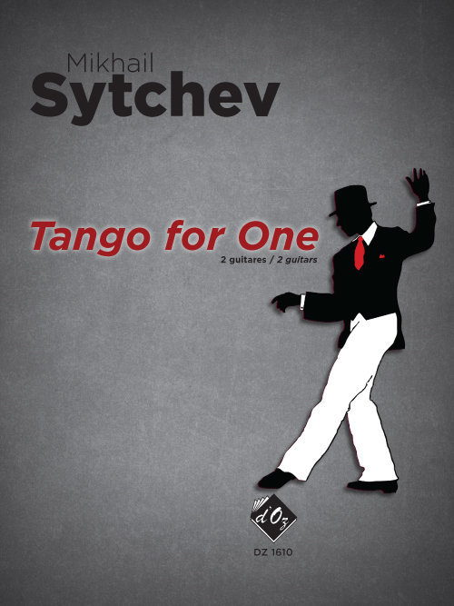 View larger image of Tango For One (Sytchev) - Guitar Duet