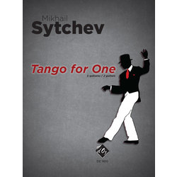 Tango For One (Sytchev) - Guitar Duet