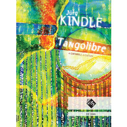 Tangolibre (Kindle) - Guitar Quartet