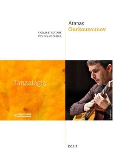 View larger image of Tanzologia (Ourkouzounov) - Guitar & Violin Duet