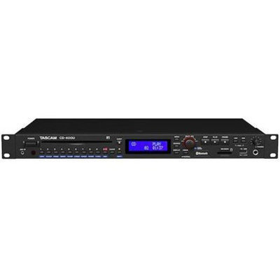 View larger image of Tascam CD-400U CD/SD/USB Player