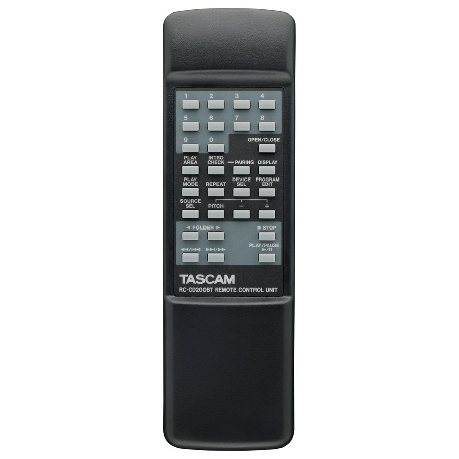 View larger image of Tascam CD Player/Bluetooth Receiver